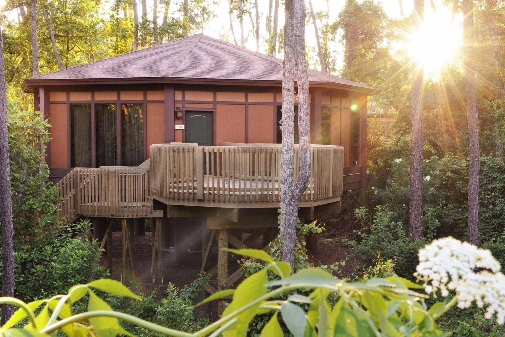 Disney's Saratoga Springs Resort & Spa in Florida