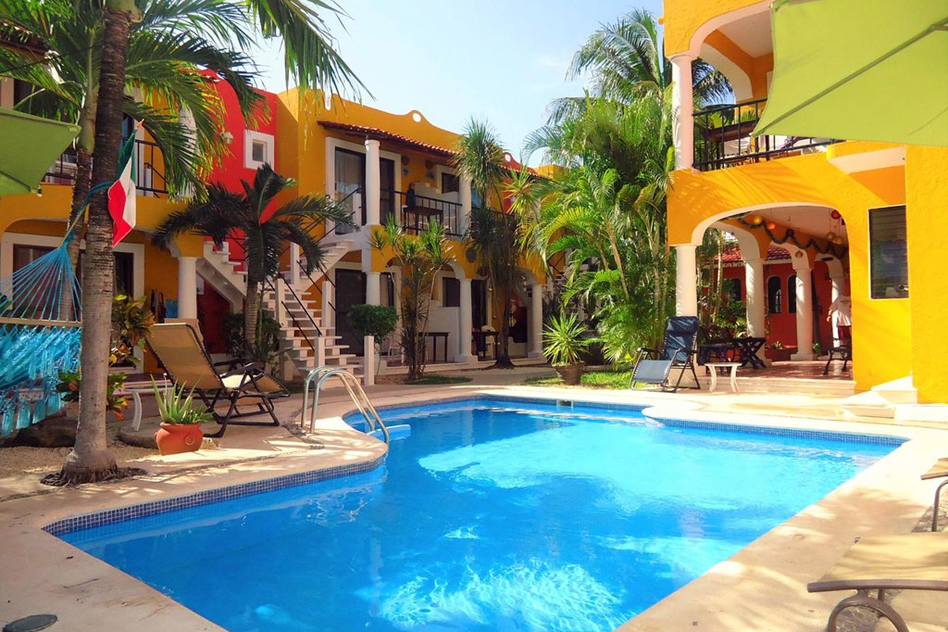El Acuario Hotel in Mexico
