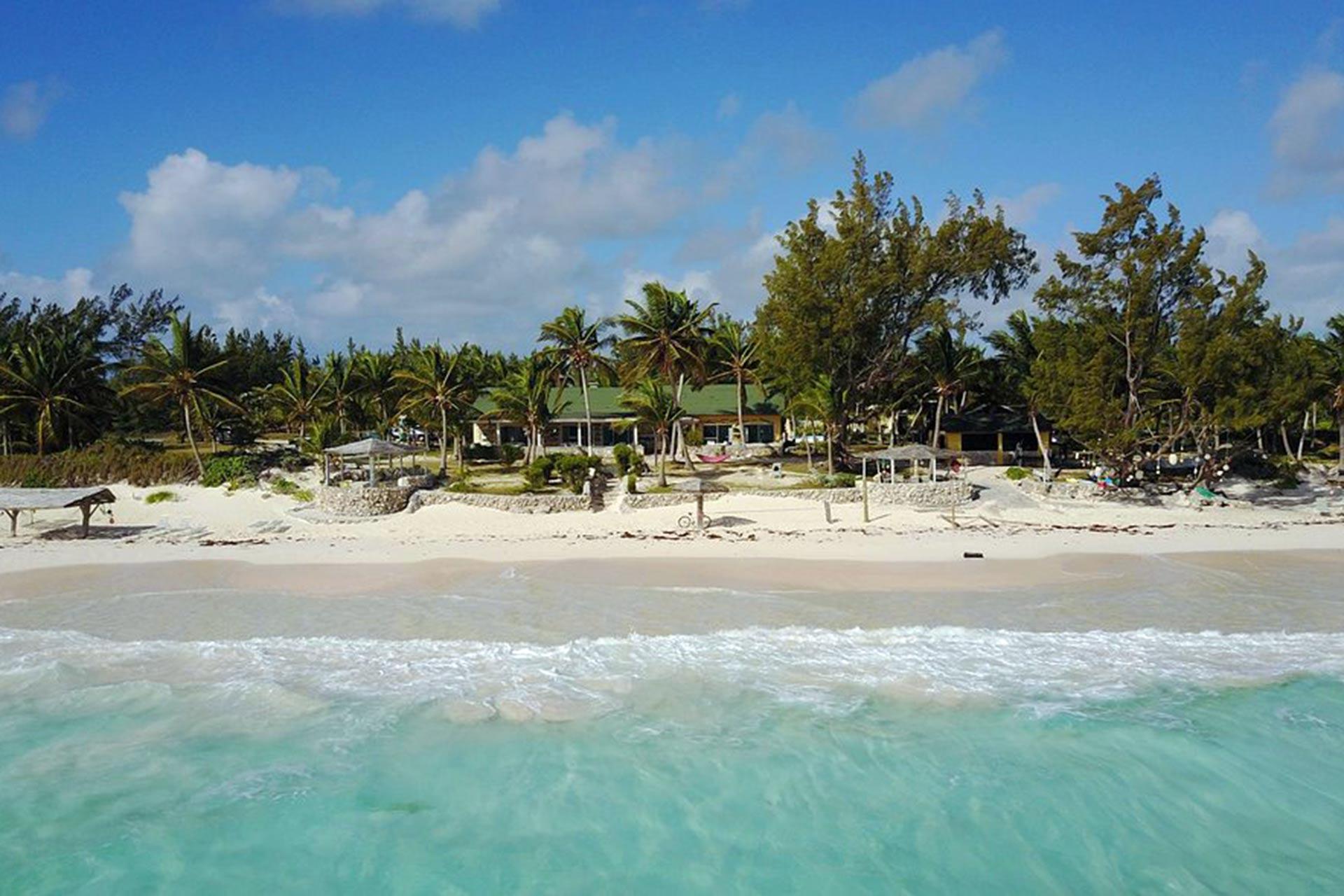 Greenwood Beach Resort in the Bahamas; Photo Courtesy of Greenwood Beach Resort