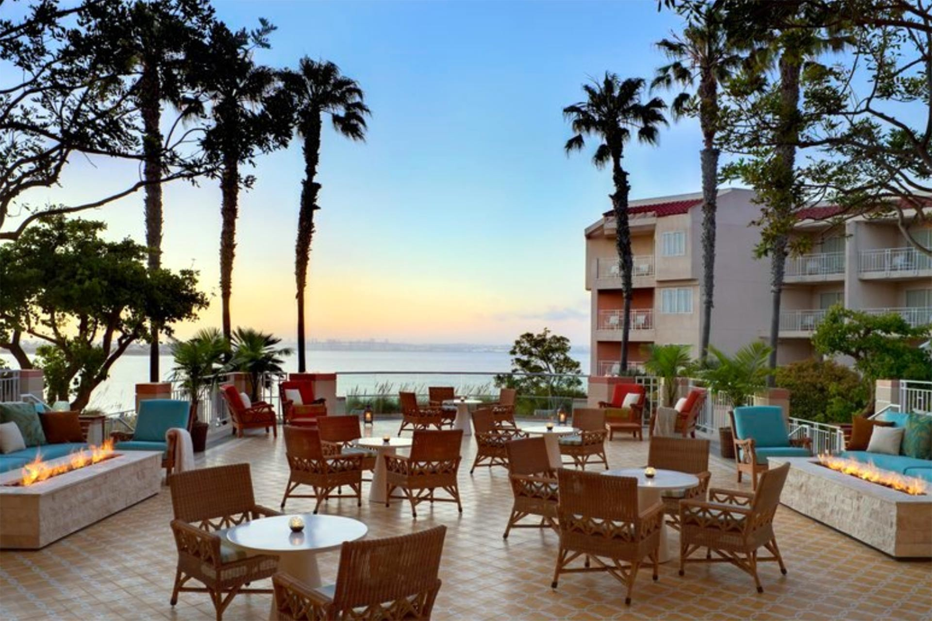 Loews Coronado Bay Resort, Coronado, California