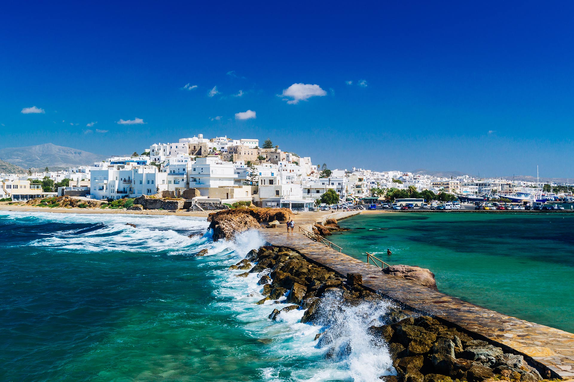 Naxos, South Aegean, Greece