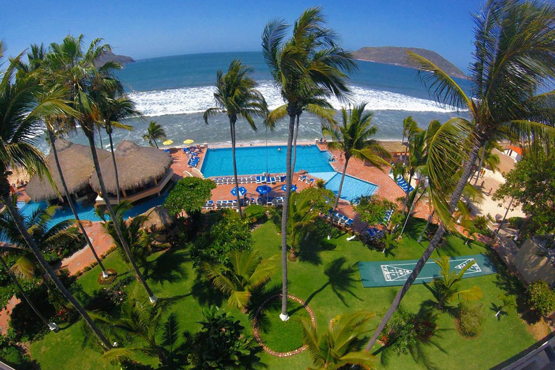 The Palms Resort of Mazatlan in Mexico
