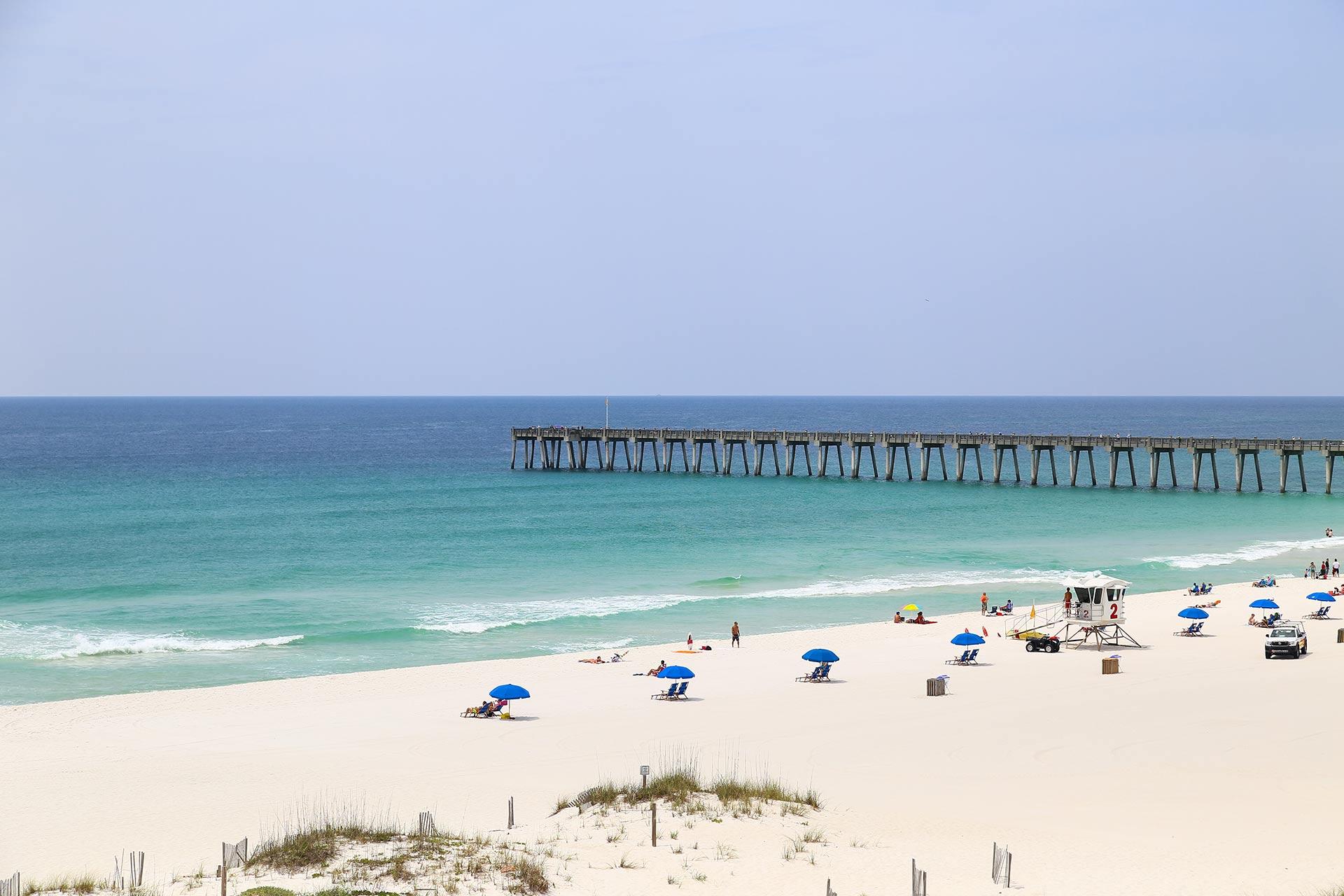 Pensacola Beach in Florida