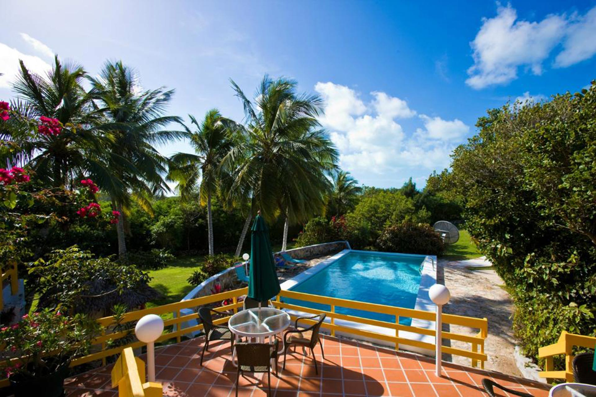 Stella Maris Resort Club in the Bahamas; Photo Courtesy of Stella Maris Resort Club