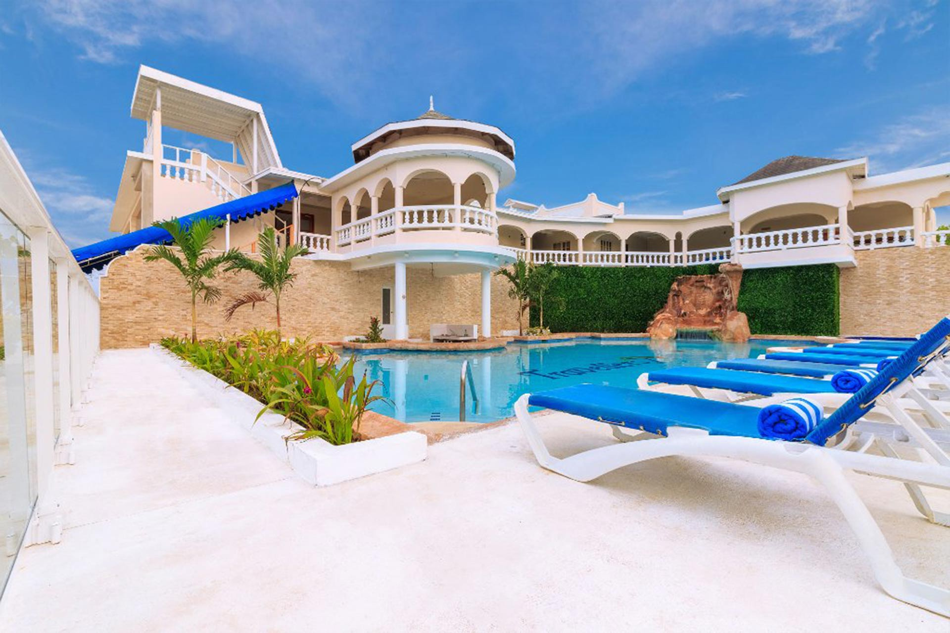 Travellers Beach Resort in Negril, Jamaica