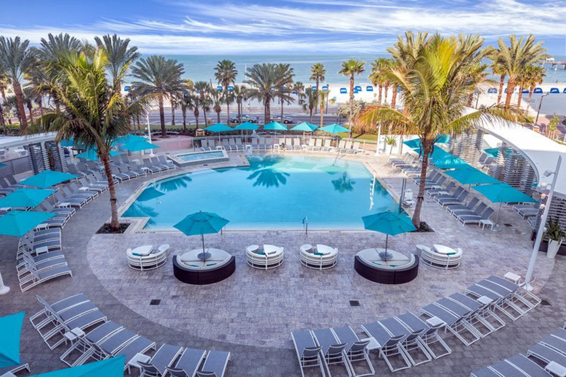 Wyndham Grand Clearwater Beach Resort in Clearwater, Florida