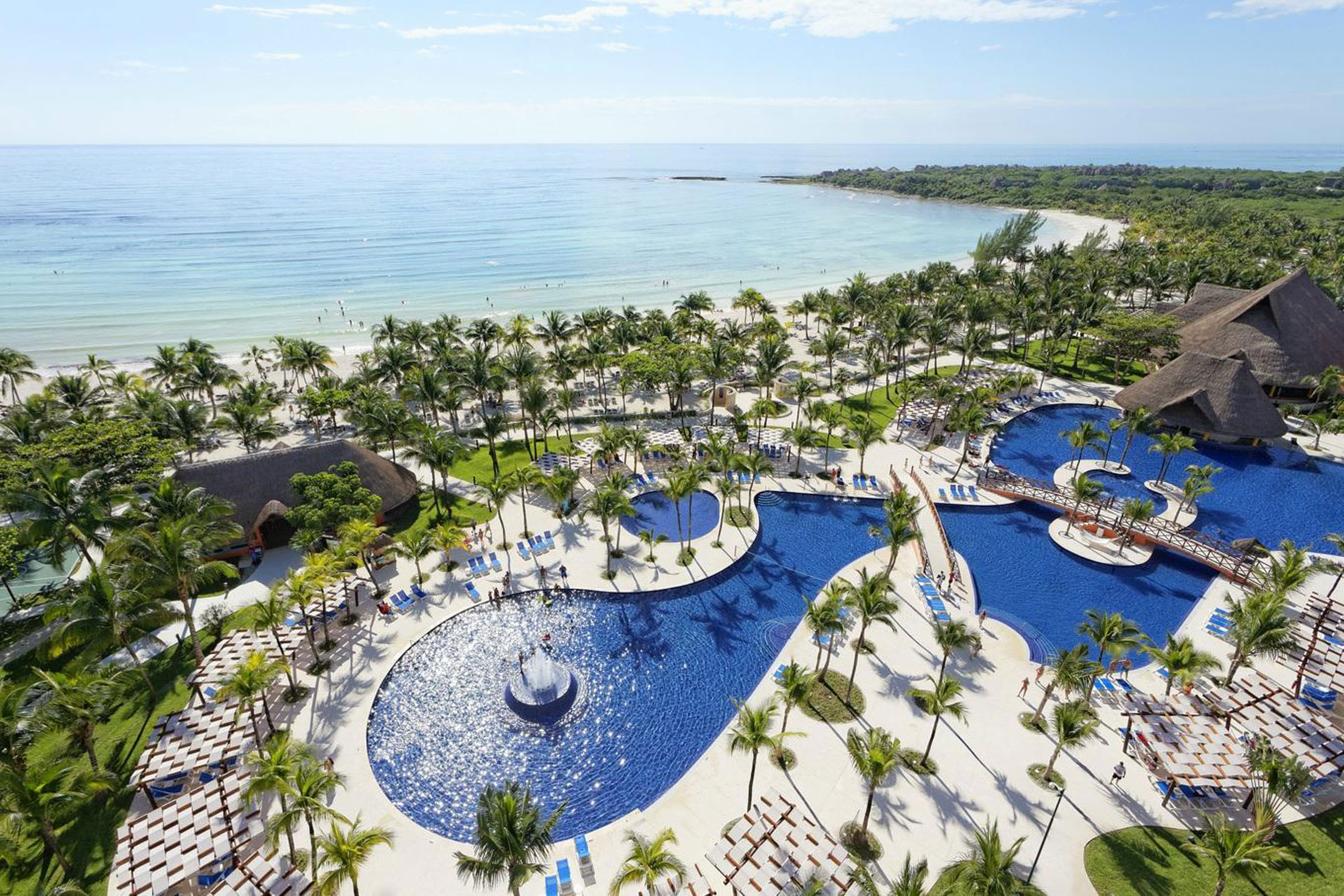 Barcelo Maya Grand Resort; Courtesy of Barcelo Maya Grand Resort