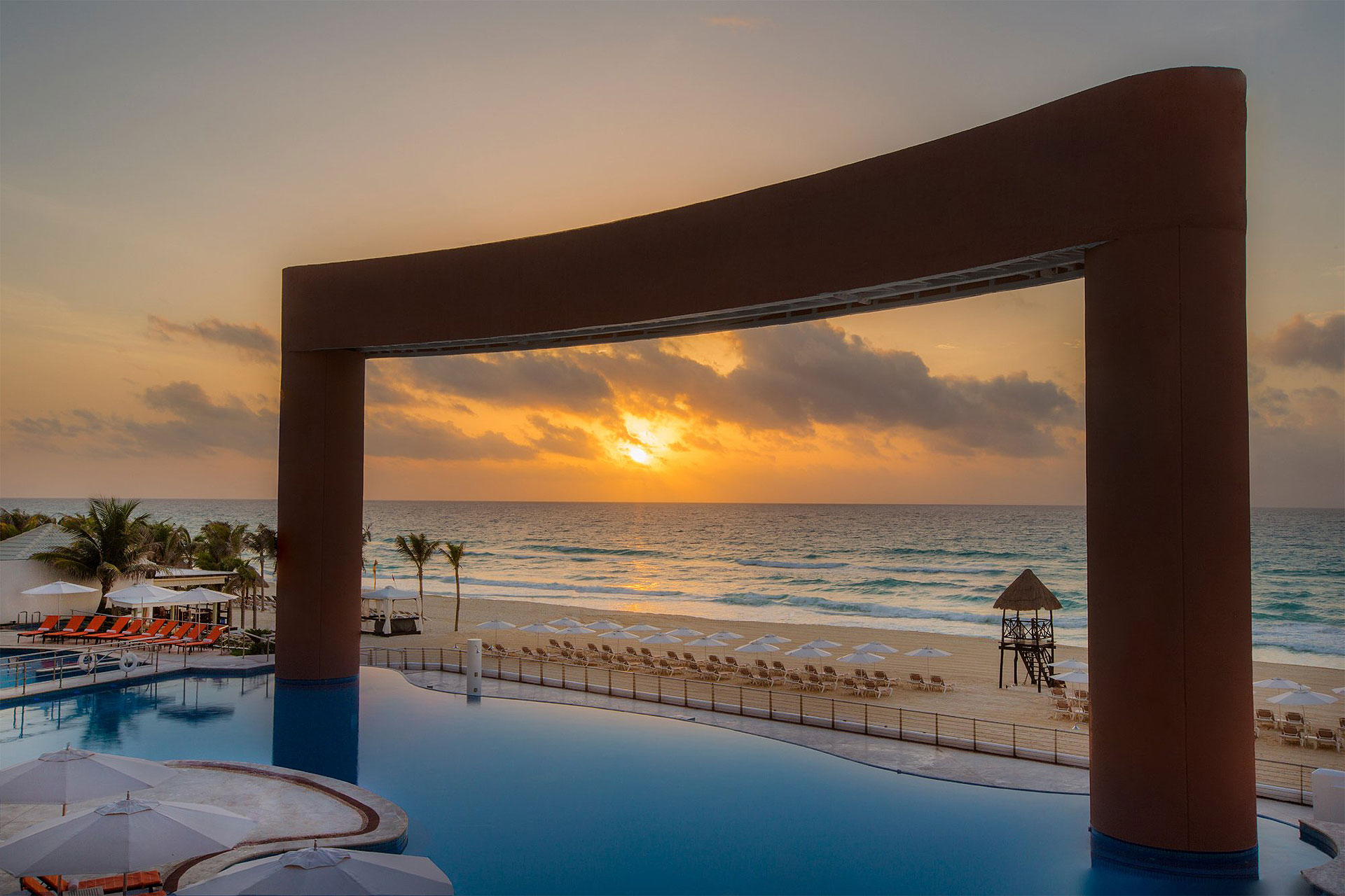 Beach Palace Cancun; Courtesy of Beach Palace Cancun