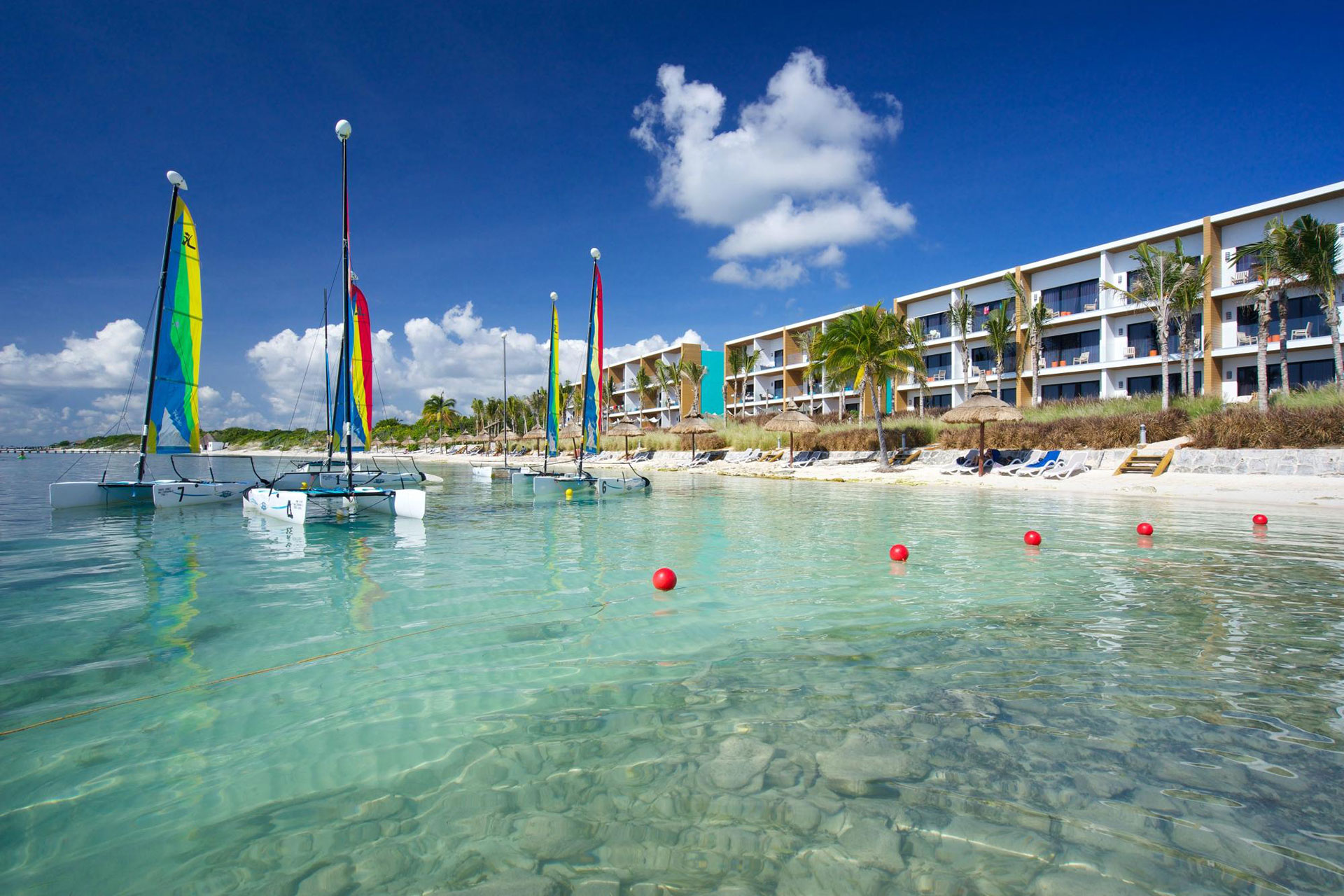 Club Med Cancun Yucatan; Courtesy of Club Med Cancun Yucatan