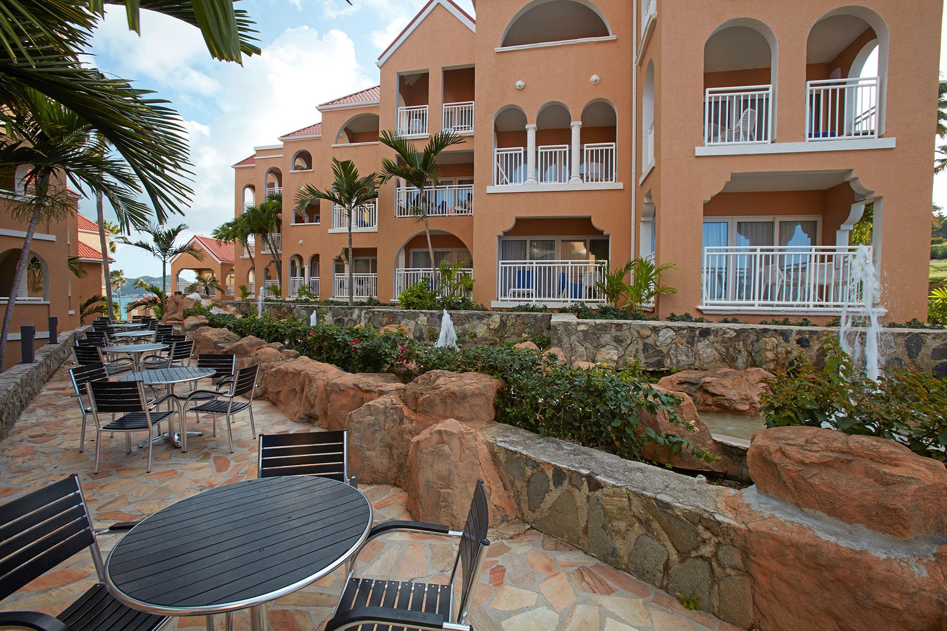 Divi Little Bay Beach Resort in St. Maarten; Courtesy of Divi Little Bay Beach Resort