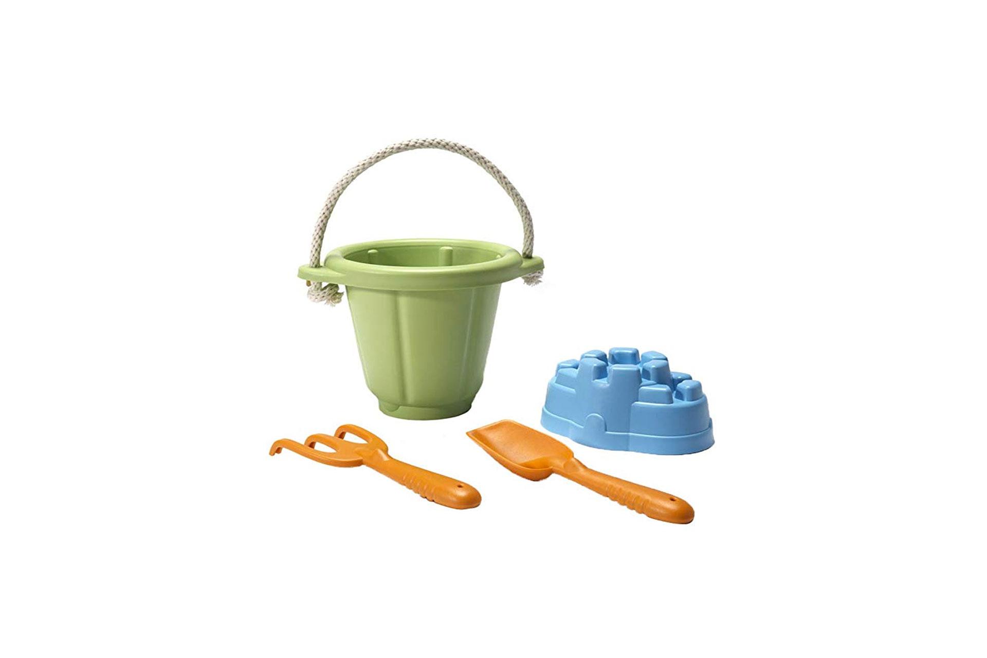 Green Toys Sand Play Set; Courtesy of Amazon