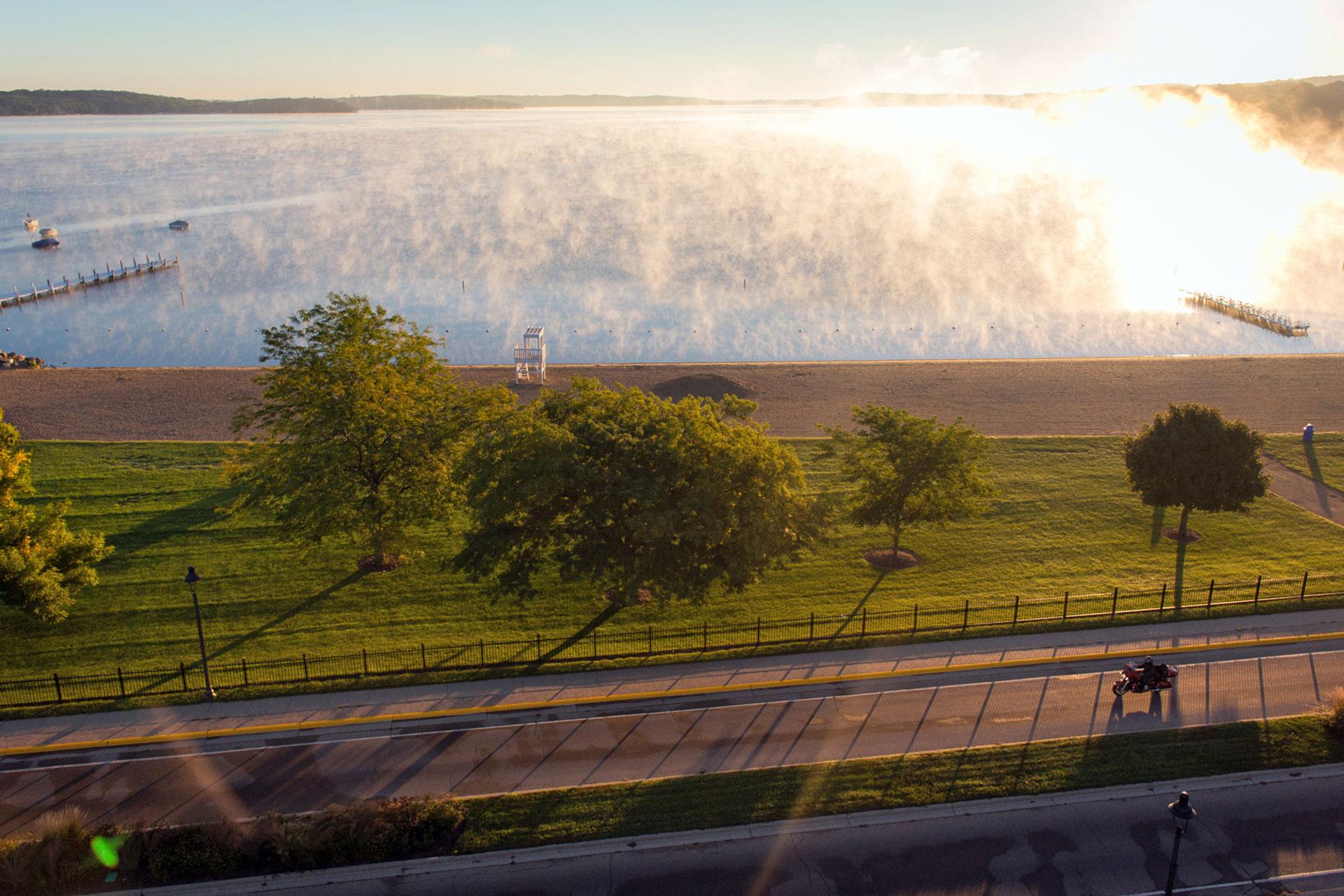 Lake Geneva, Wisconsin; Courtesy of Visit Lake Geneva