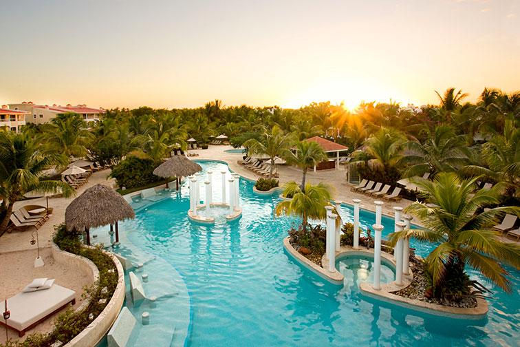 Melia Caribe Beach Resort in Punta Cana, Dominican Republic