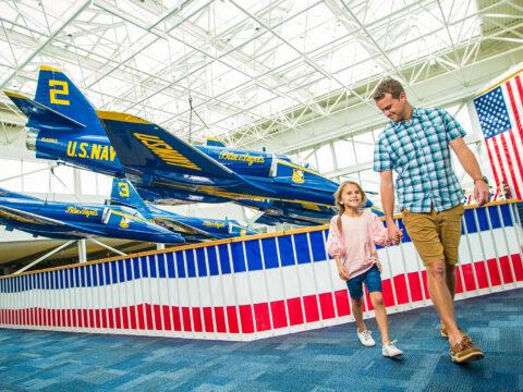 Naval-Aviation-Museum-Visit-myrtle-beach