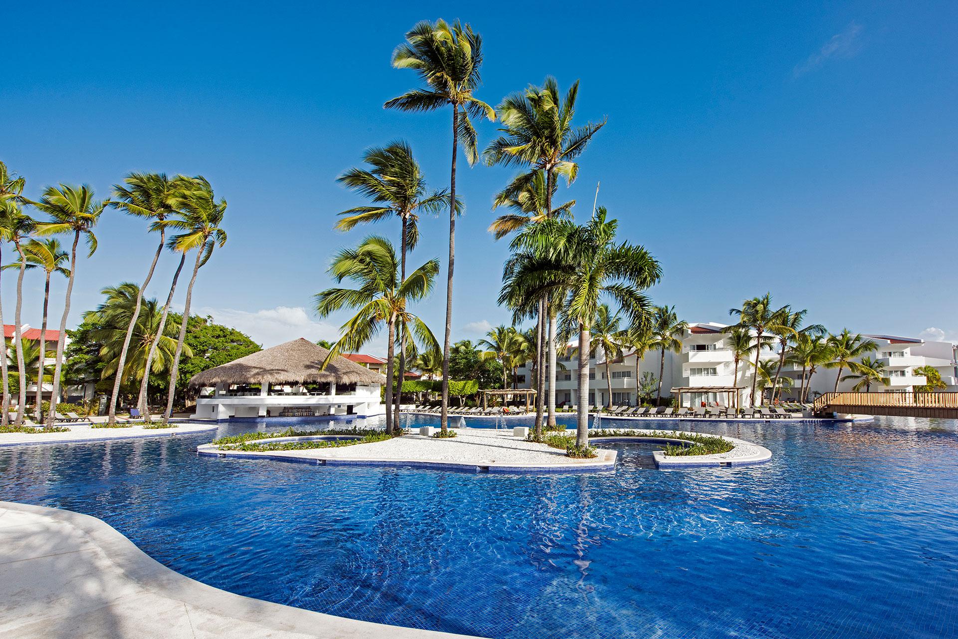 Occidental Punta Cana; Courtesy of Occidental Punta Cana