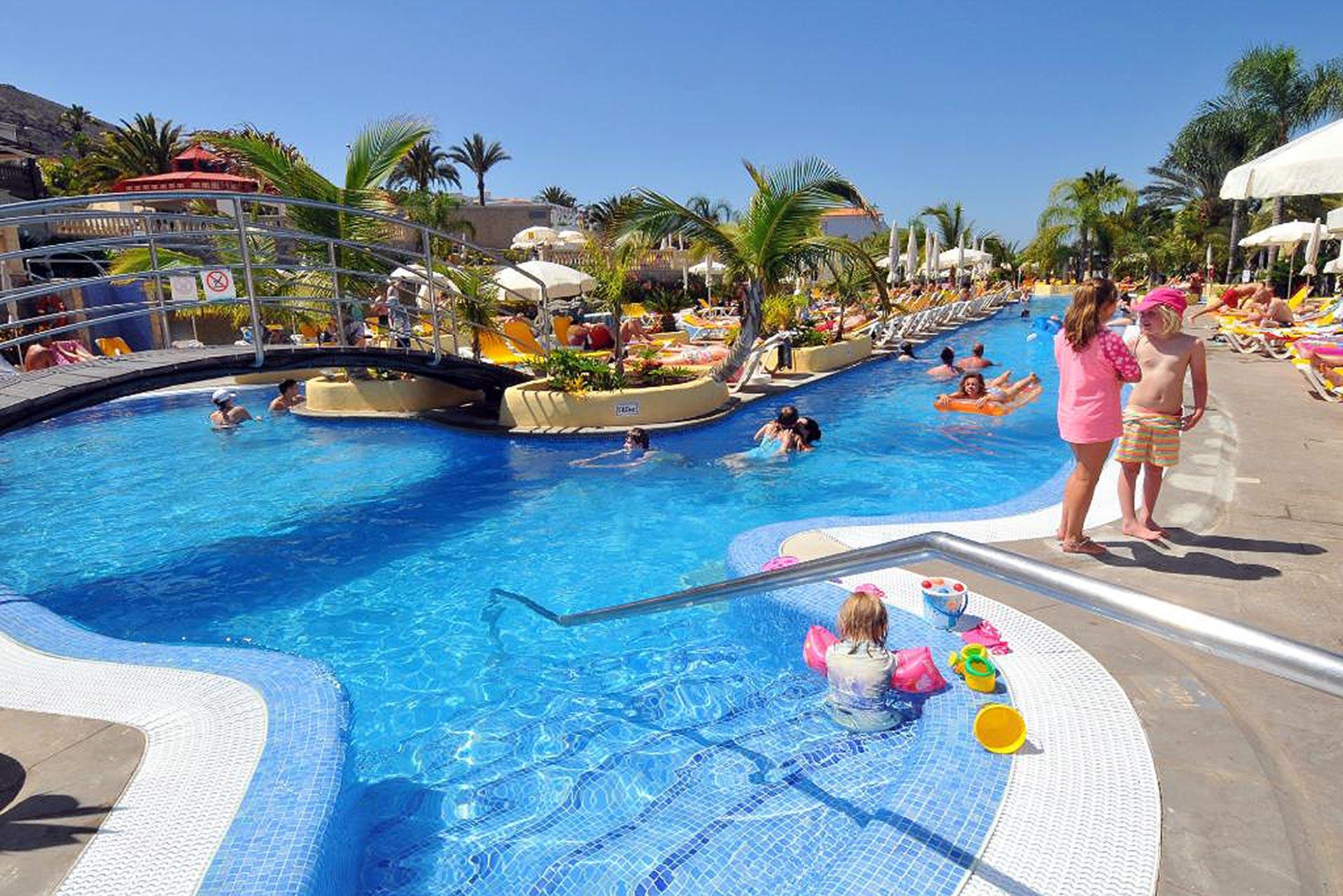 Paradise Park Fun LifeStyle Hotel, Tenerife, Spain