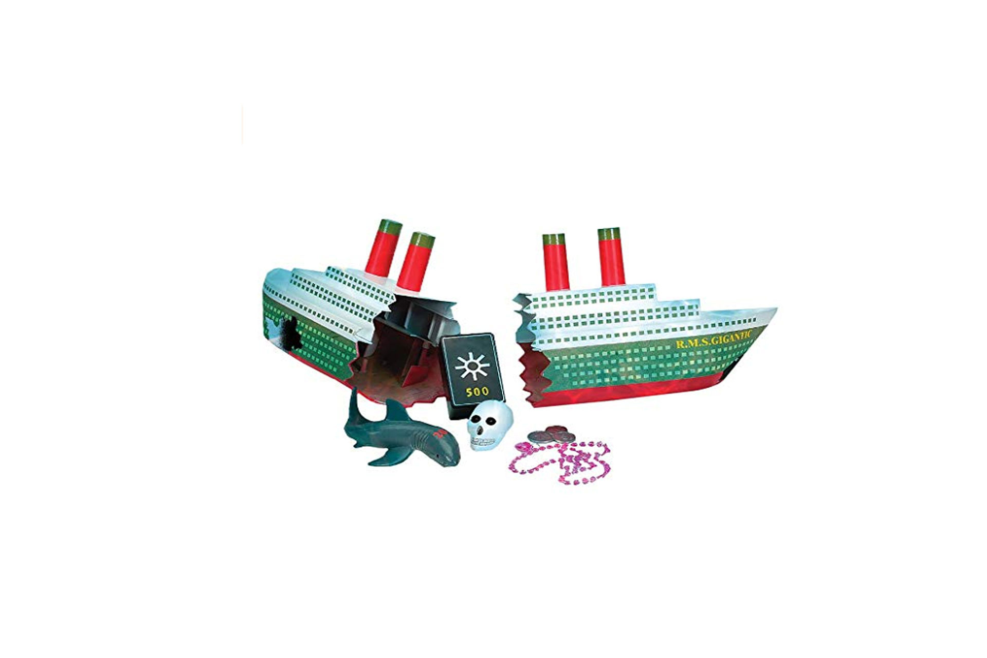 Swimline Shipwreck Pool Dive Game Toys; Courtesy of Amazon