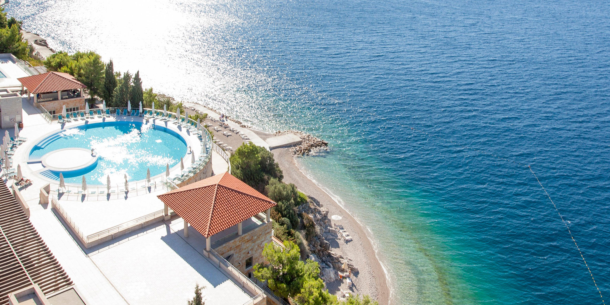 10 European Hotel Pools Worth Traveling For Family Vacation Critic
