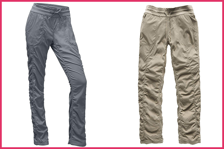 """The North Face """"Aphrodite"""" Pant; Courtesy of Amazon"""