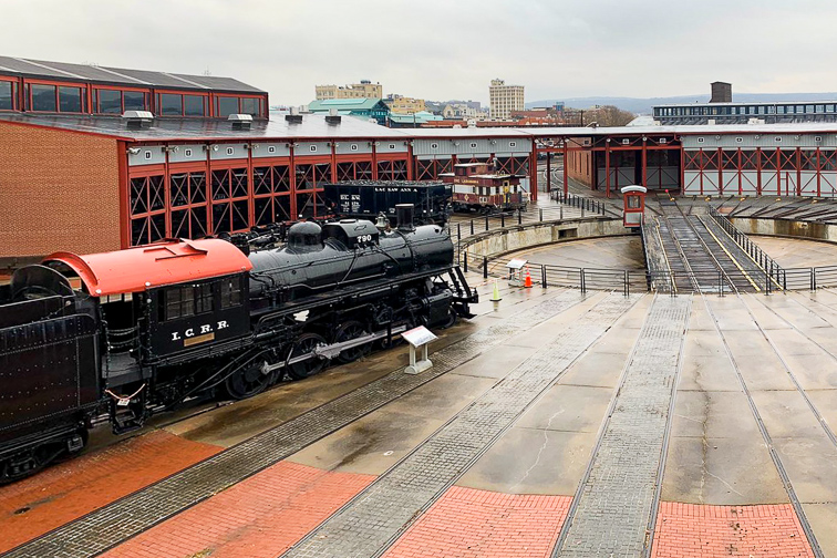 Scranton, Pennsylvania Steamtown; Courtesy of TripAdvisor Traveler/Tony J