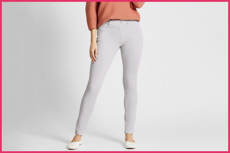 Uniqlo Women's Legging Pants; Courtesy of Uniqlo