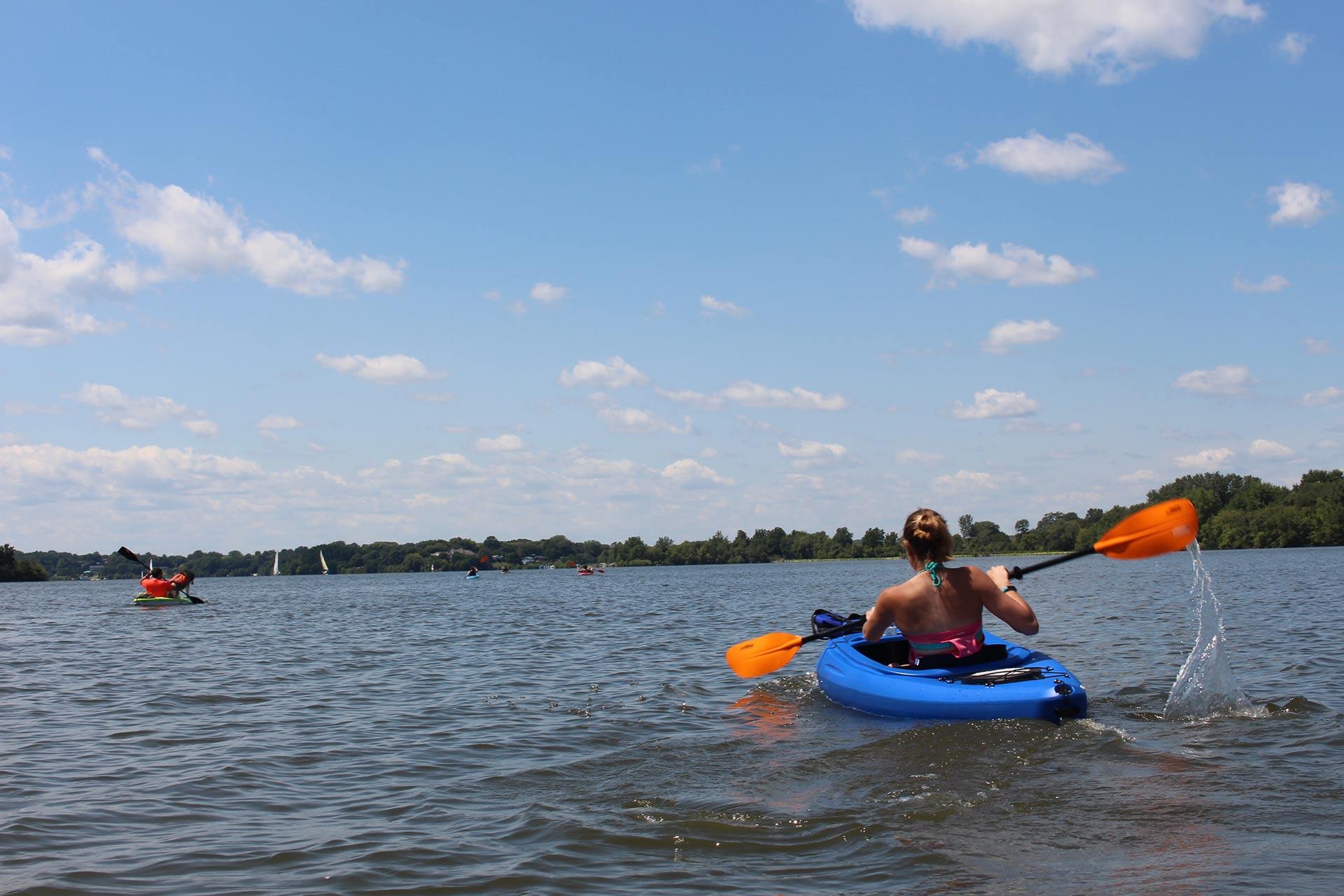 Clear Lake, Iowa; Photo Courtesy of Kailey Knetzer/Shutterstock.com