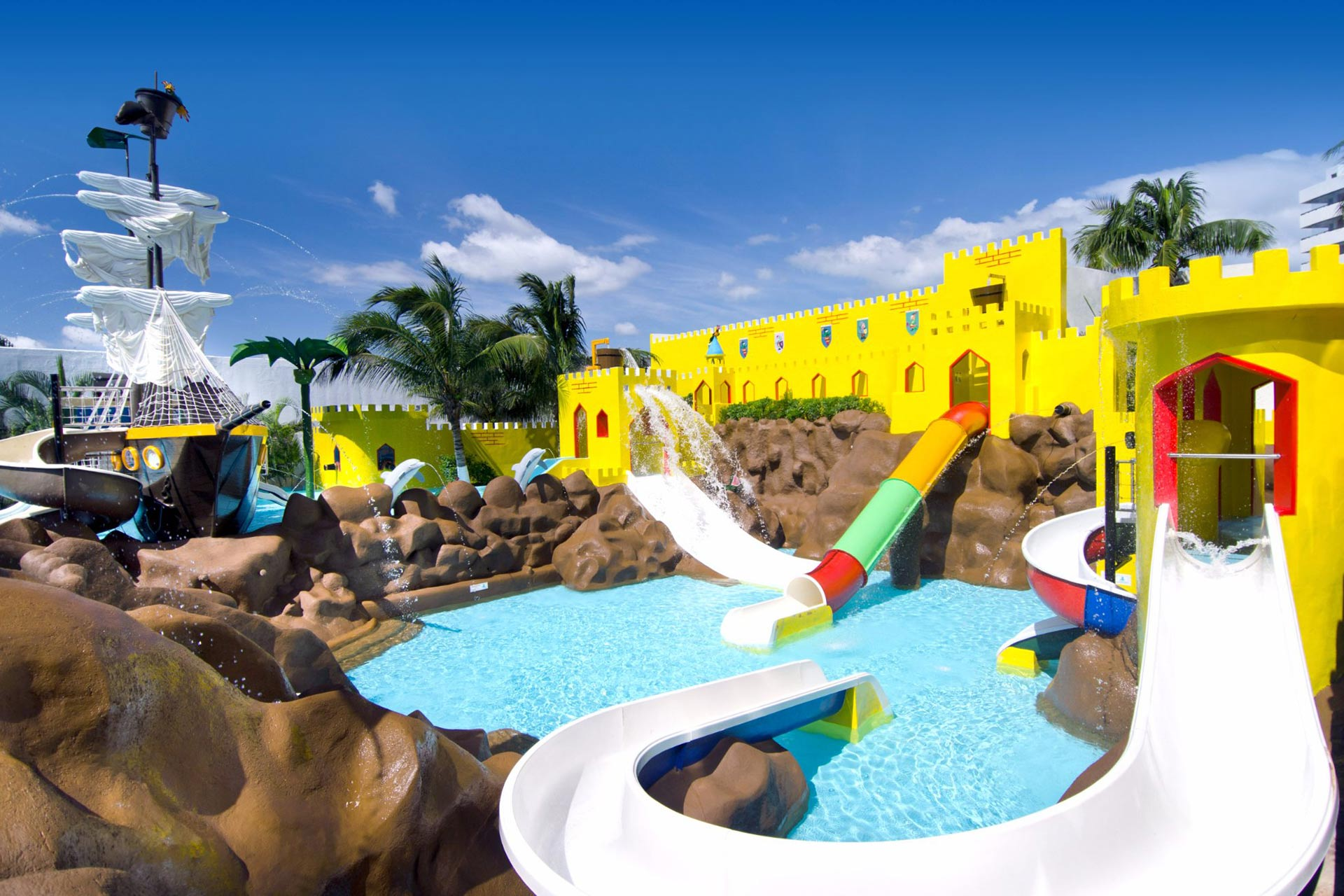 8 Cancun All Inclusive Family Resorts With Water Parks Family