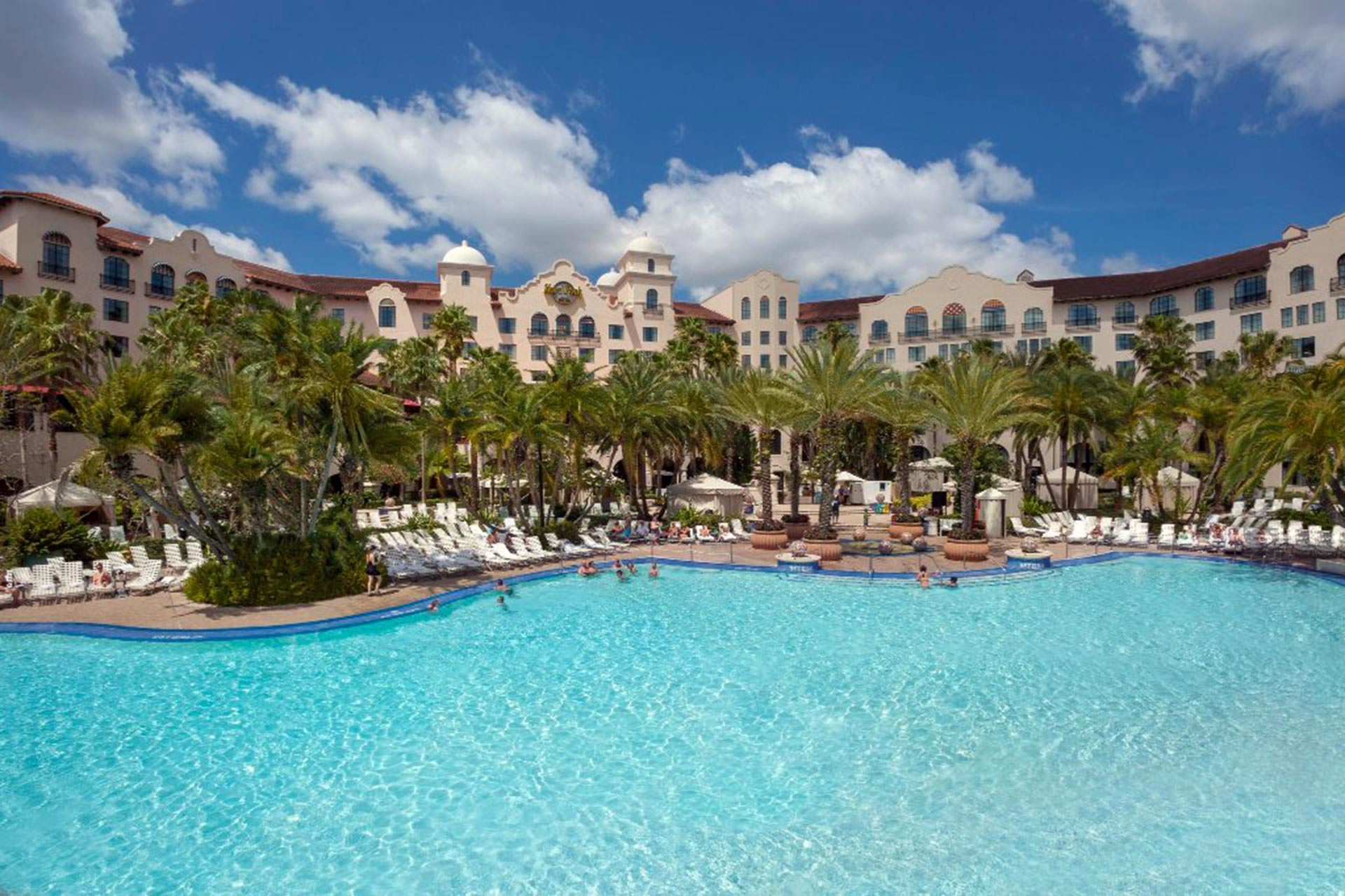 Hard Rock Hotel at Universal Orlando Resort in Florida