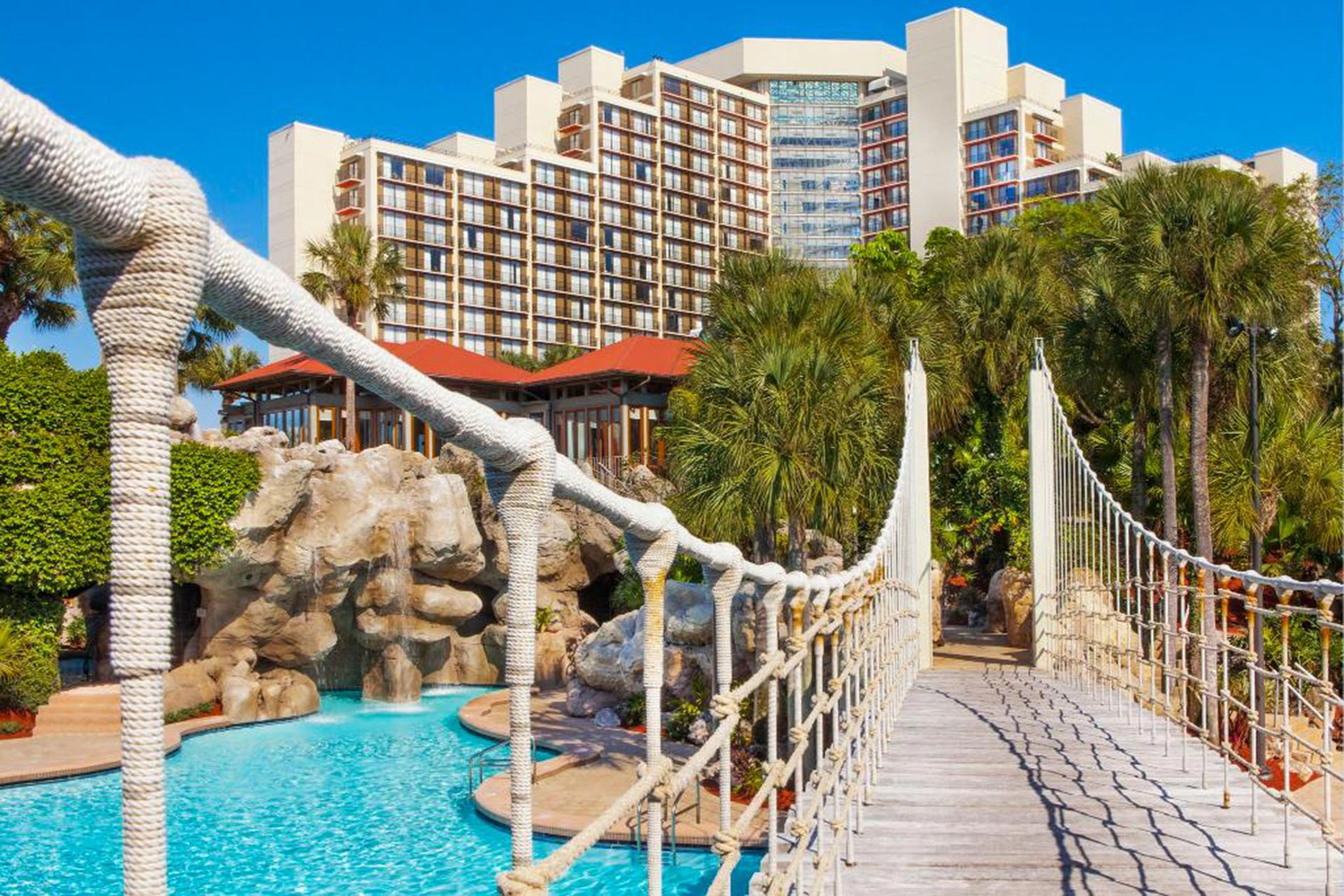 Hyatt Regency Grand Cypress in Orlando