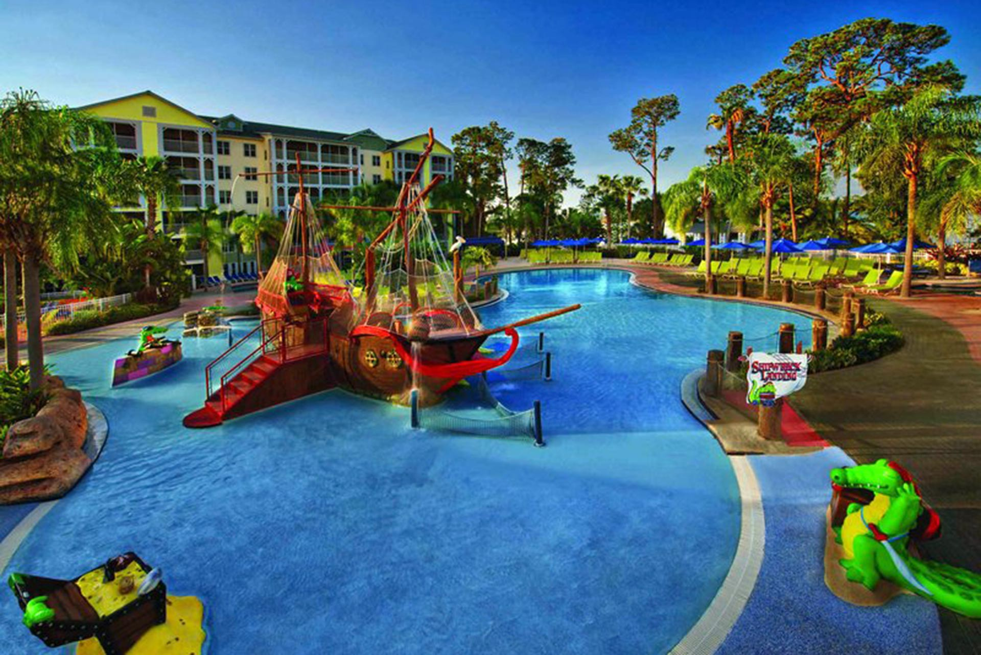 12 Best Hotel Pools in Orlando  Family Vacation Critic