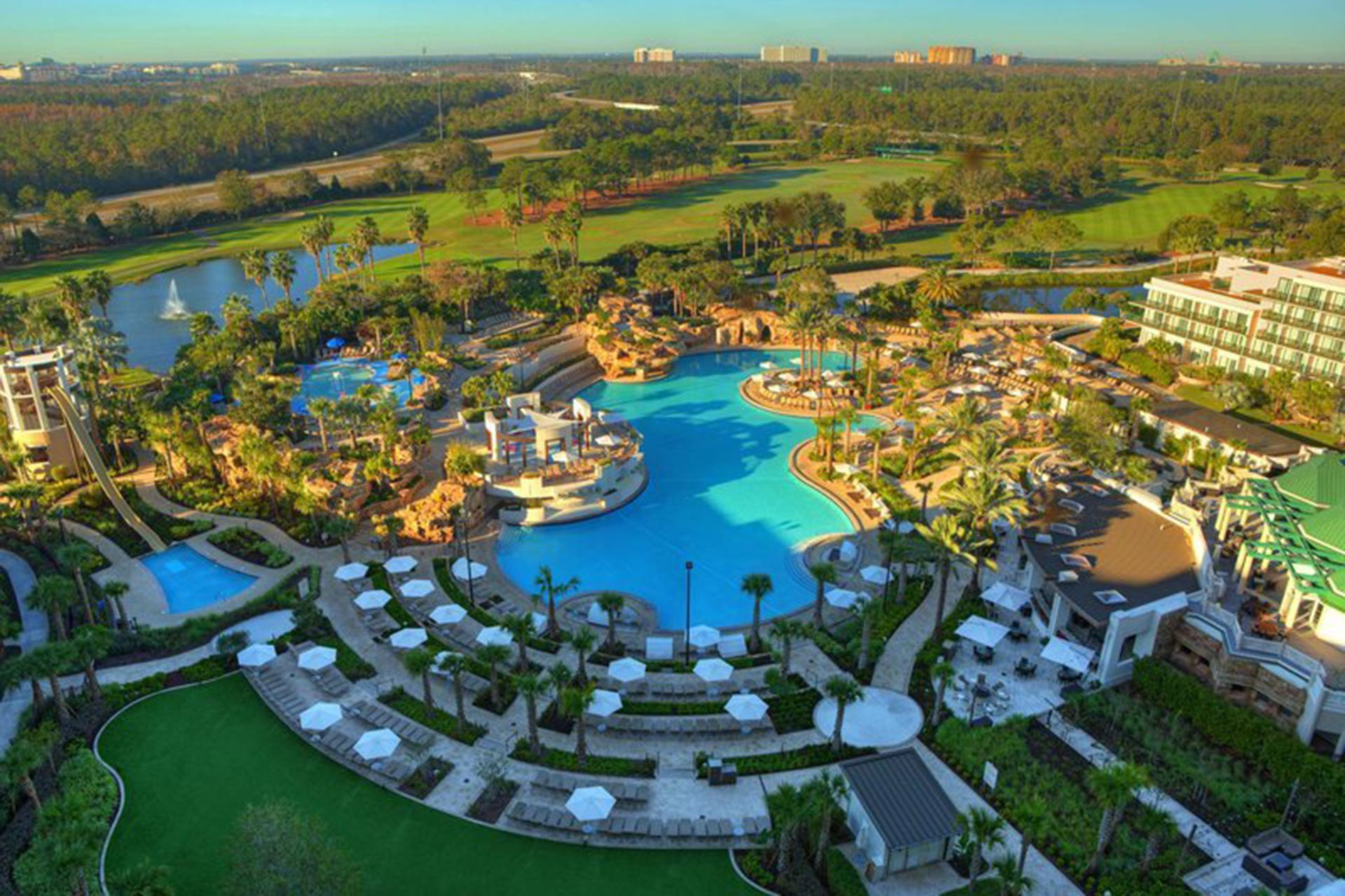 Orlando World Center Marriott Resort in Florida