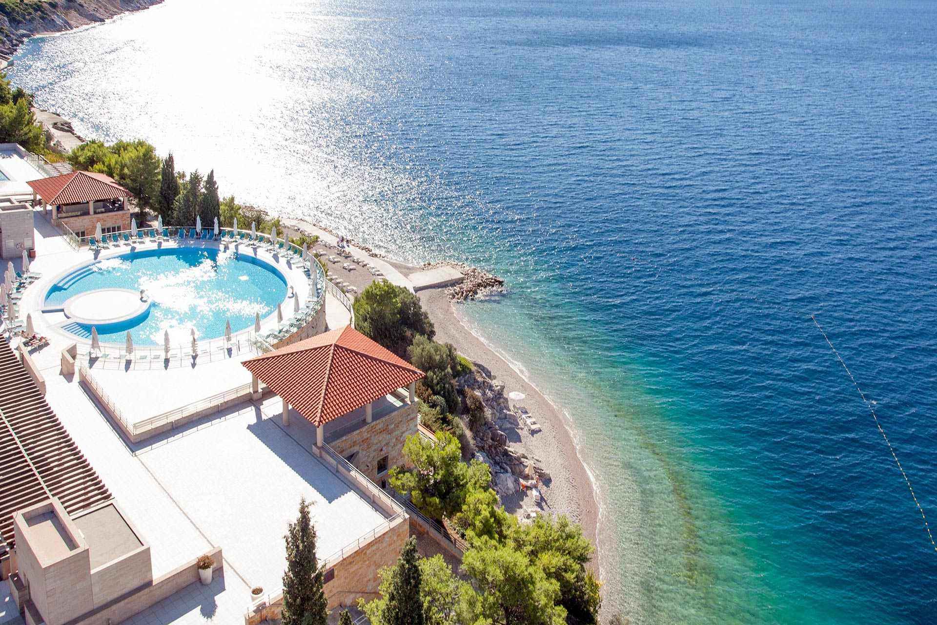Sun Gardens Dubrovnik in Croatia