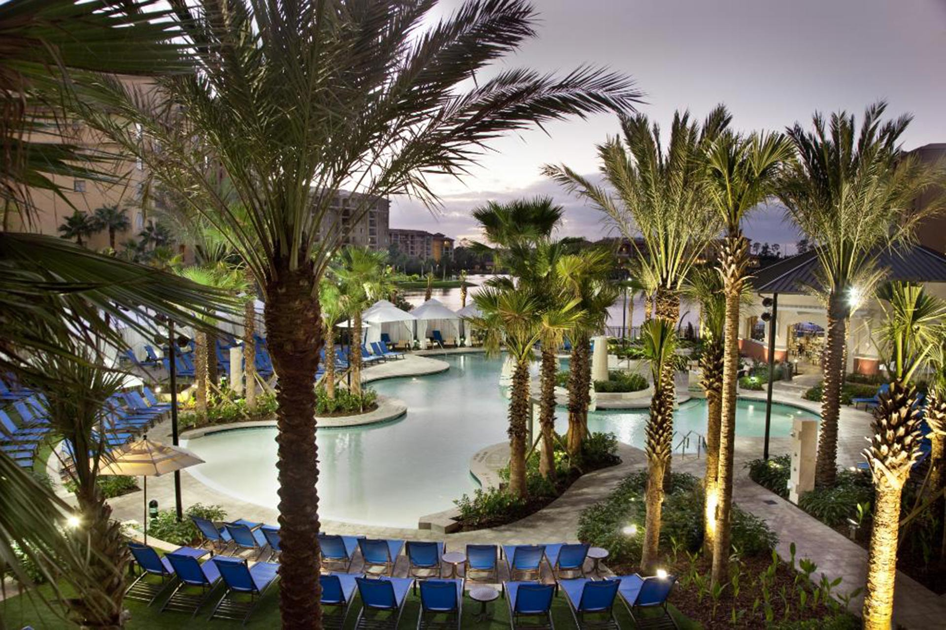 Wyndham Grand Orlando Resort Bonnet Creek in Florida