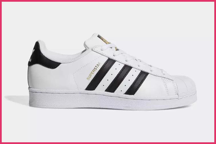 Adidas Superstar; Courtesy of Amazon