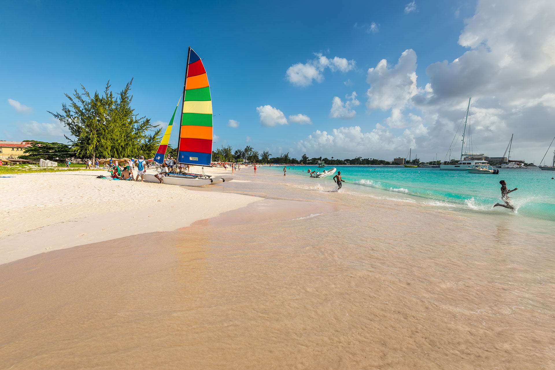 Beachs in Barbados