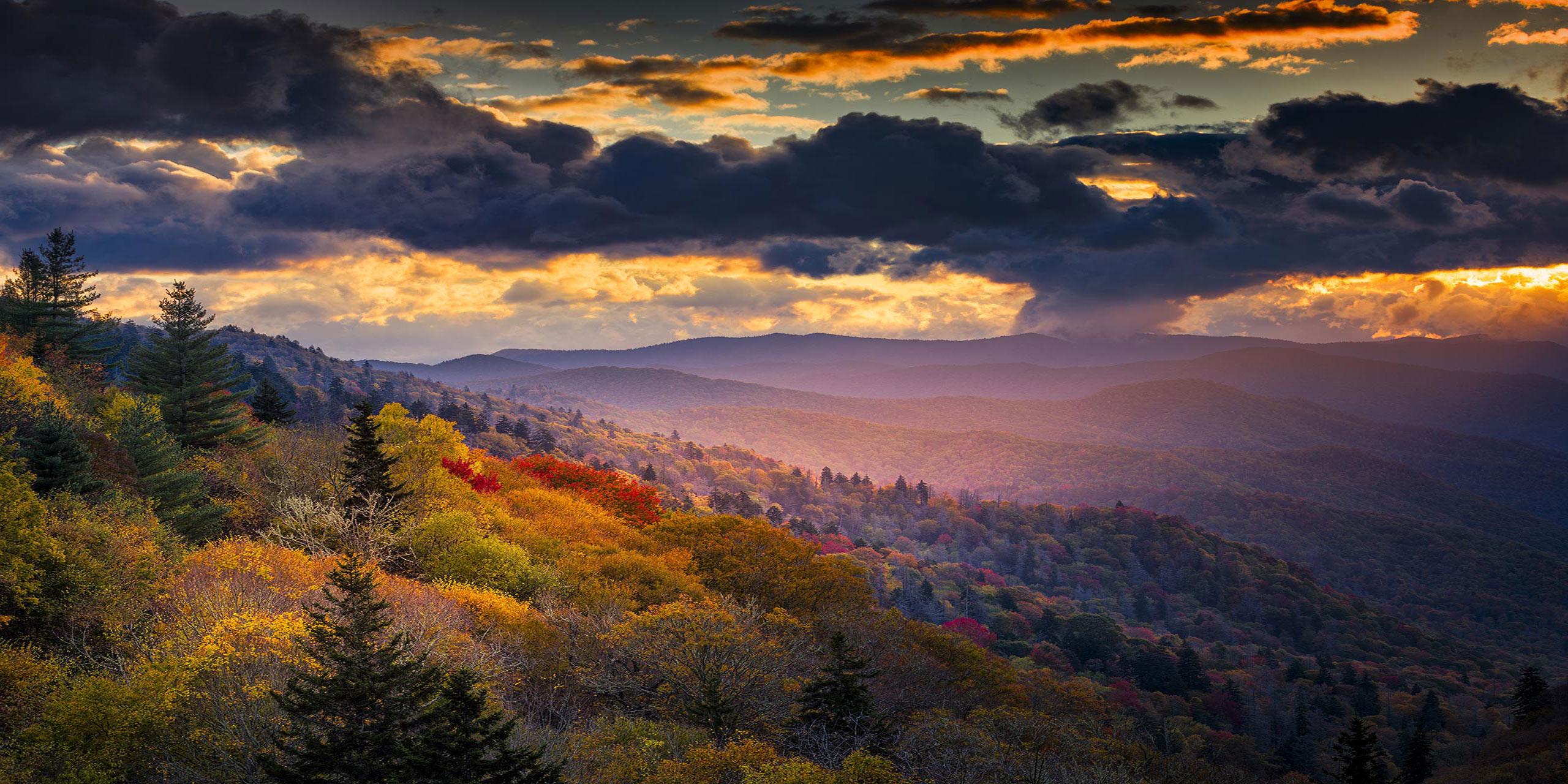 Great Smoky Mountains National Park; Courtesy of Dean Fikar/Shutterstock.com