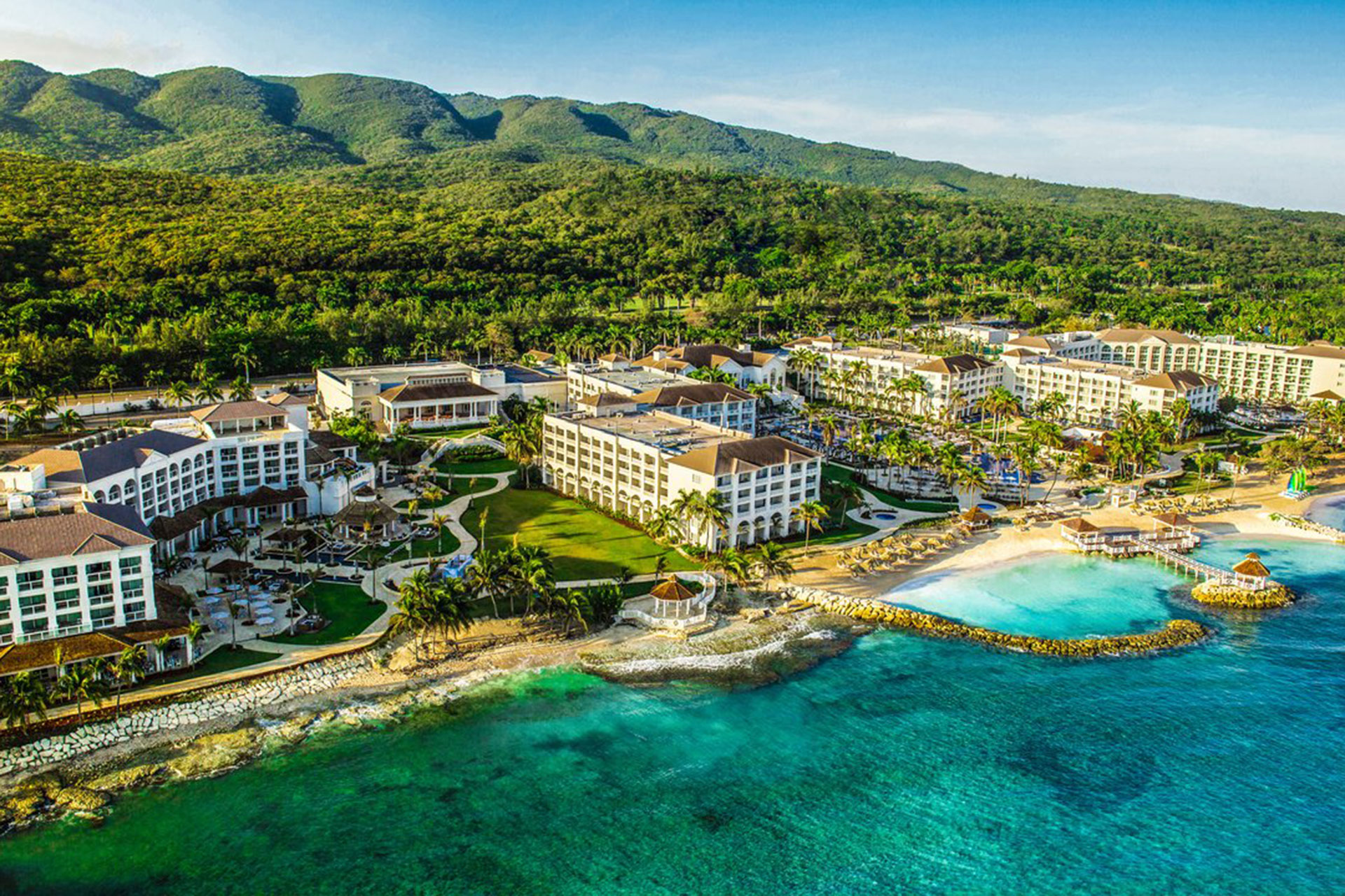 Hyatt Ziva Rose Hall in Jamaica