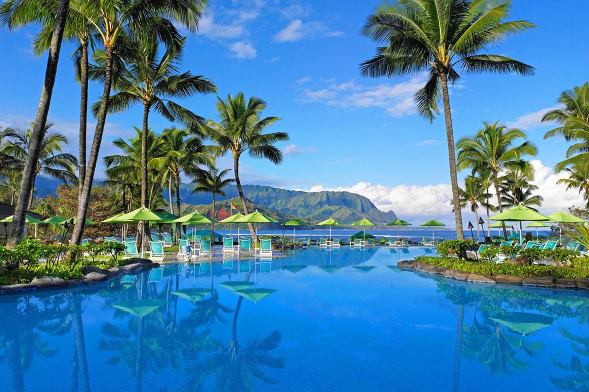 St. Regis Princeville Resort on Kauai's North Shore