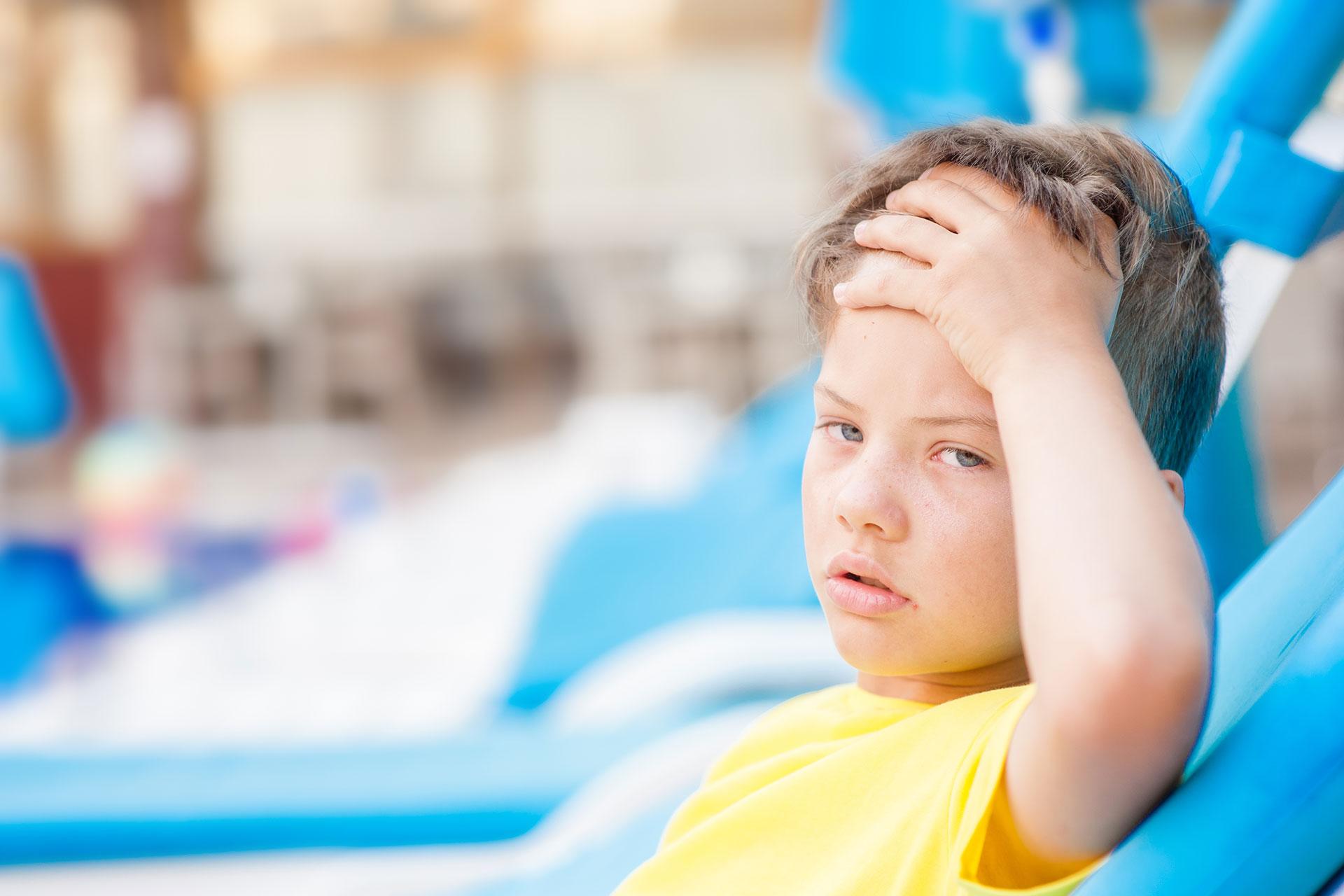 Stressed Kid; Courtesy of Ermolaev Alexander/Shutterstock.com