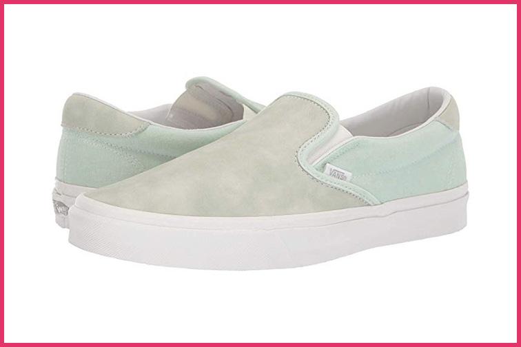 Vans Slip-On Sneaker; Courtesy of Zappos