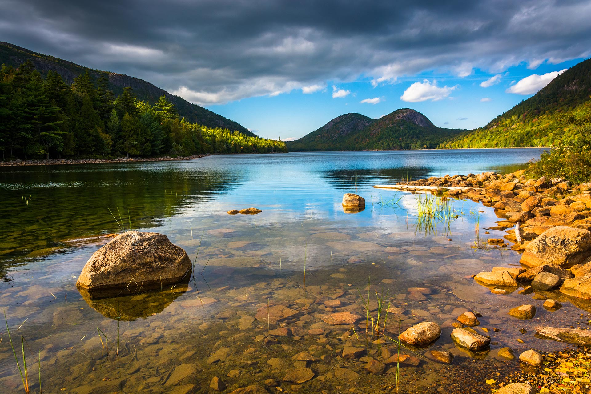 Acadia National Park in Maine
