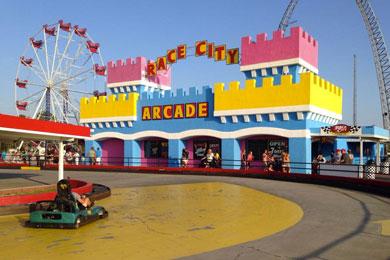 Race City Pcb