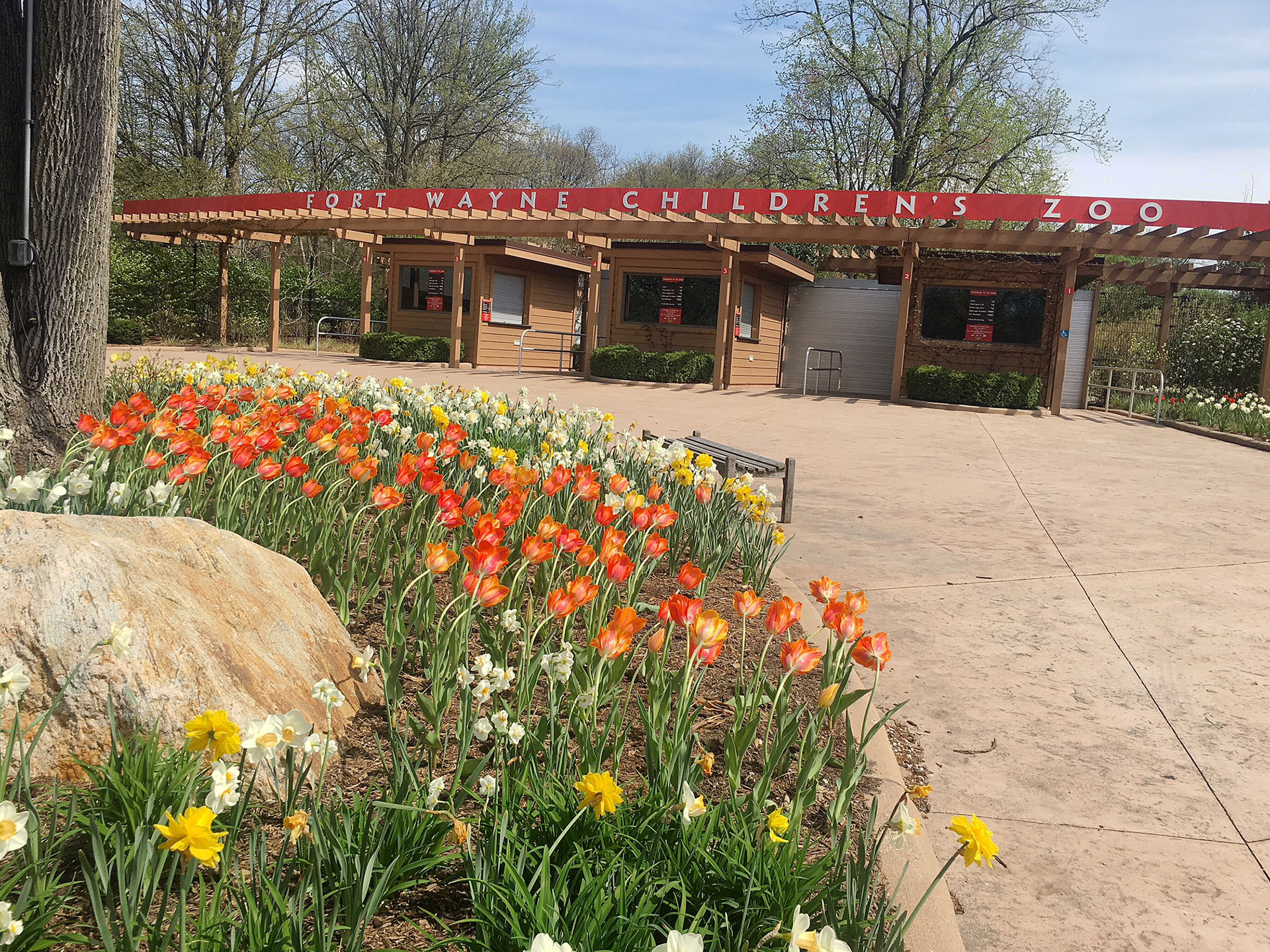 Fort Wayne Zoo; Courtesy of Courtney Elko/Family Vacation Critic