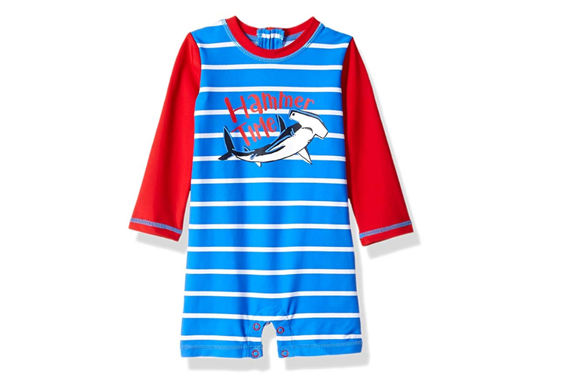 Hatley Baby Boys Mini One Piece Rash Guard