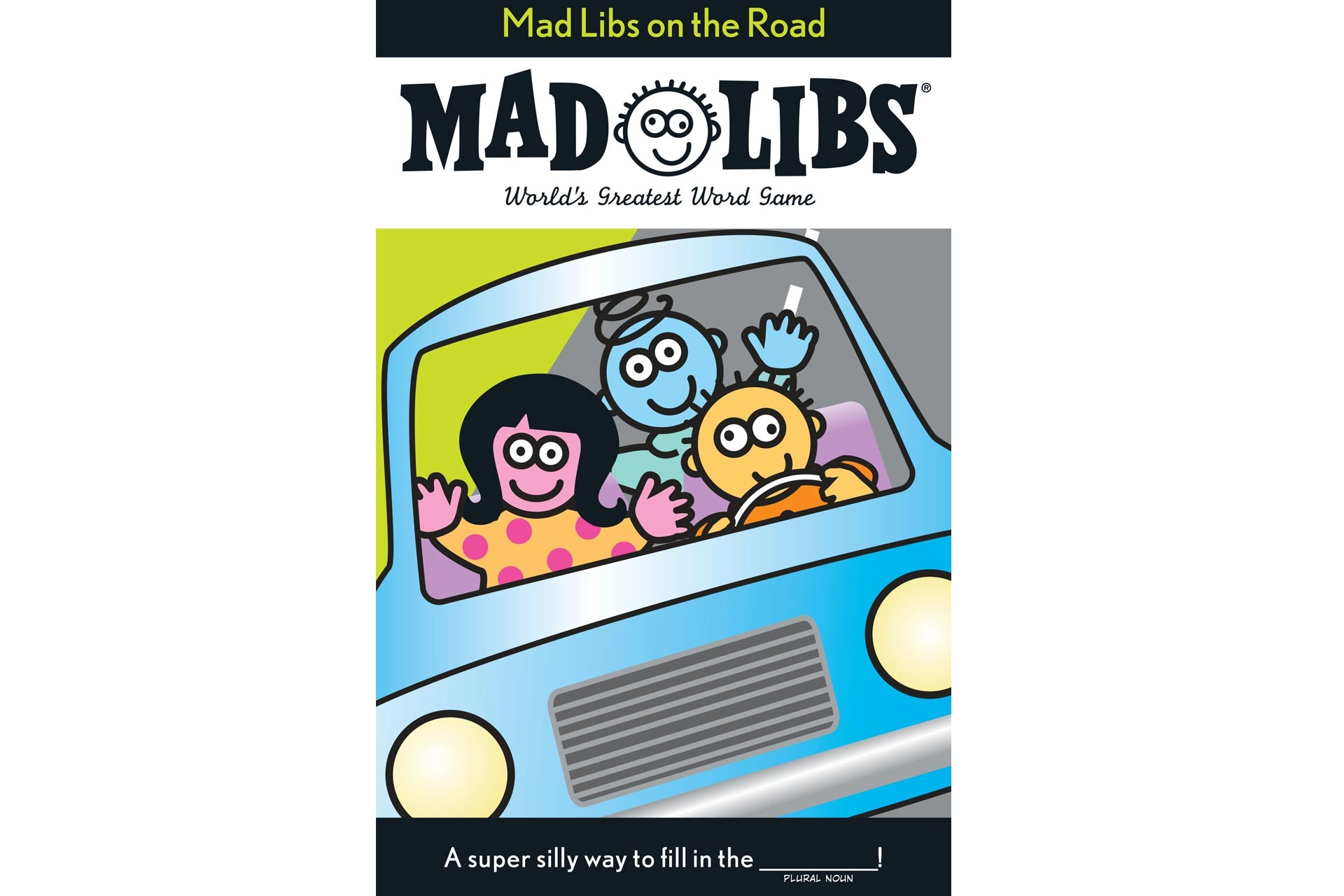 Mad Libs on the Road