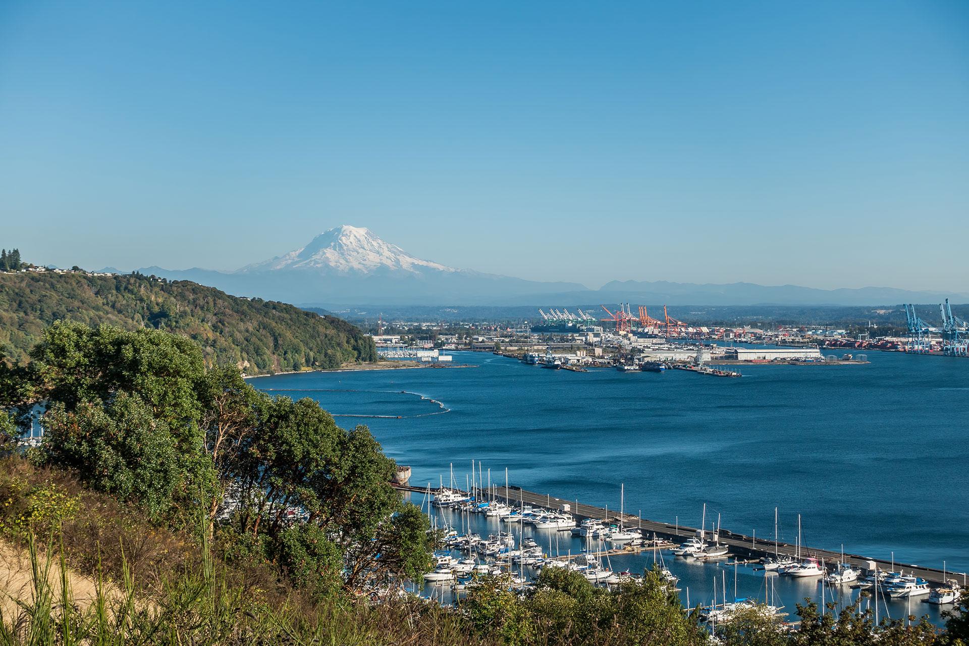 Tacoma Washington; Courtesy of George Cole Photo/Shutterstock.com