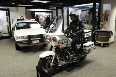 Image result for phoenix police museum""