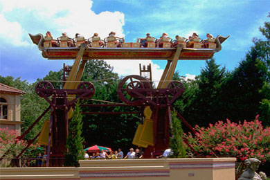 Italy Busch Gardens Williamsburg Va 2018 Review Ratings Family Vacation Critic
