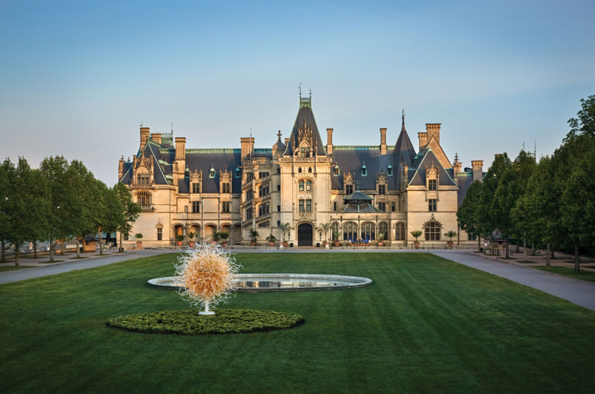 The Biltmore Estate; Photo Courtesy of Biltmore