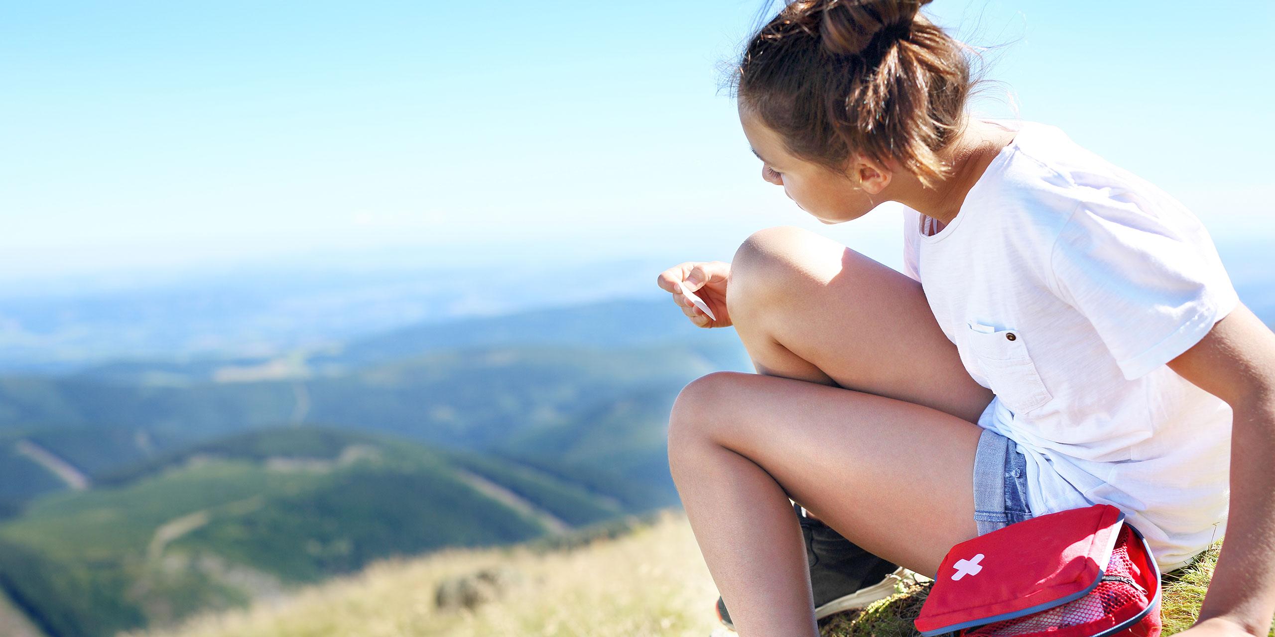 Vacation Injury; Courtesy of Robert Przybysz/Shutterstock.com